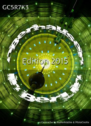 Oberhausen in Berlin - Edition 2015 am 18.07.2016